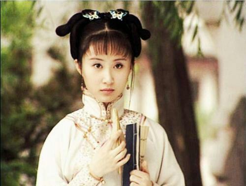 霍思燕小时候_中国有哪些具有古典美的明星? - 知乎