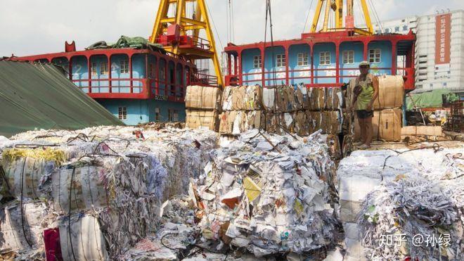 香港废品回收_禁止进口洋垃圾如何理解? - 知乎