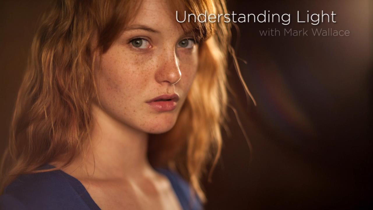 【S427】Understanding Light Mark Wallace 学习摄影光线三天培训