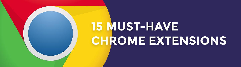 设计师应该用这些 Chrome 扩展