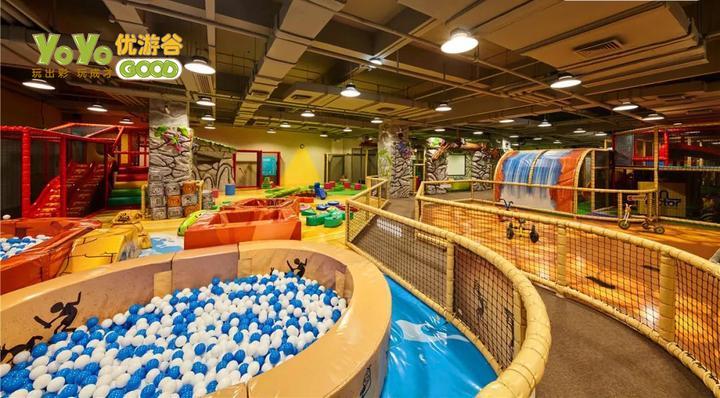 儿童乐园的开业宣传应该怎么做? 加盟资讯 游乐设备第2张