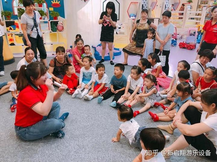 如何做好儿童乐园的开业宣传推广? 加盟资讯 游乐设备第6张