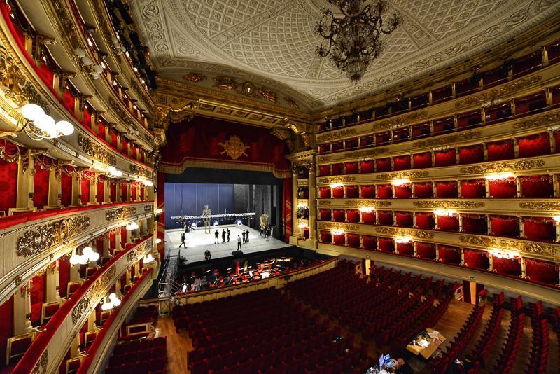 在斯卡拉歌剧院听音乐会是一种怎样的体验- 知乎