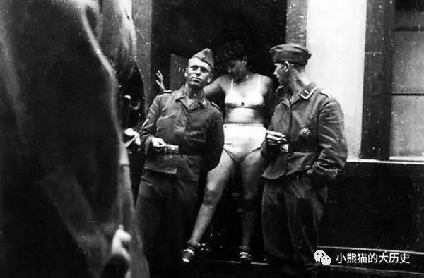 Порно наказание в немецких лагерях