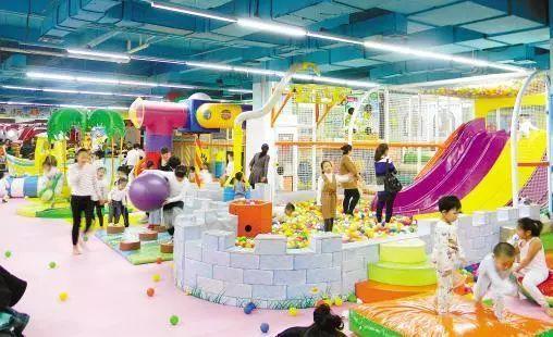在超市开家100平米的儿童乐园要投资多少钱? 陇南儿童乐园加盟优势 加盟资讯 游乐设备第2张