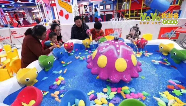 儿童乐园在淡季应该如何经营? 加盟资讯 游乐设备第1张