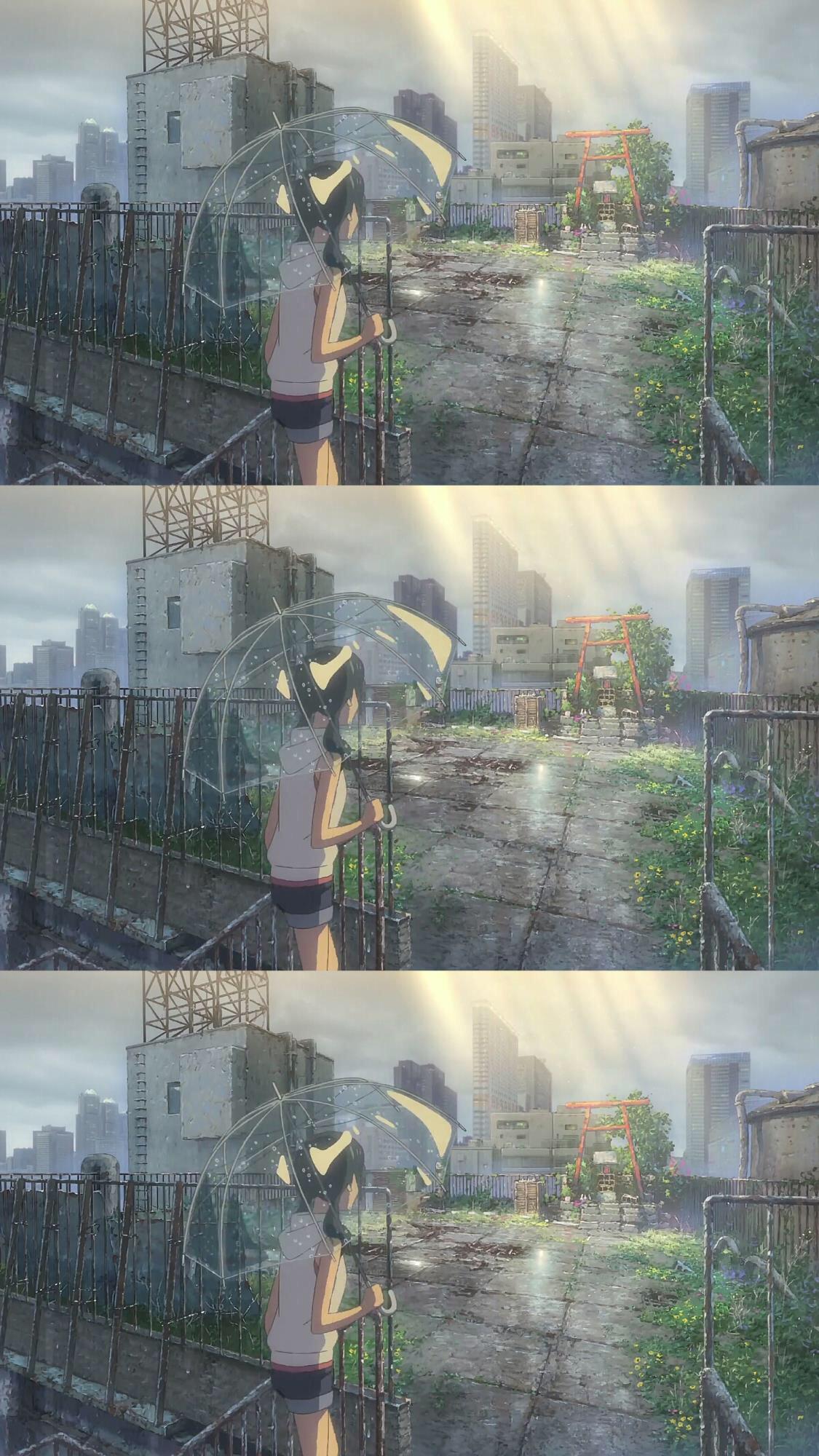 小故事_有没有天气之子的壁纸? - 知乎