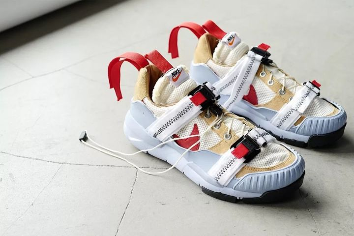best website 983a4 7f523 Tom Sachs x Nike Mars Yard Overshoe