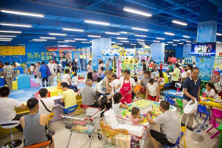 县镇开一家儿童乐园需要多少钱? 加盟资讯 游乐设备第4张