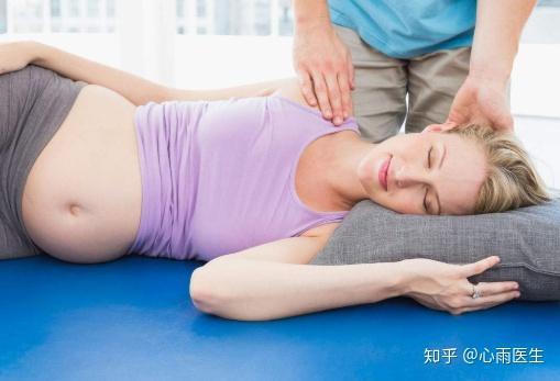 孕中期睡觉注意事项图片