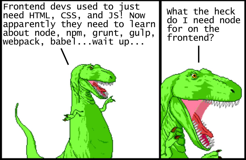 【译】向恐龙解释现代JavaScript