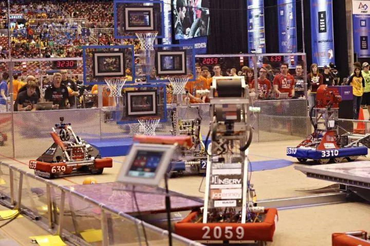 乐高机器人比赛_乐高和机器人赛事,你相要了解的都在这 - 知乎