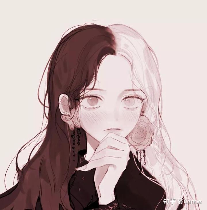 情侣头像�9oly�.�.+y�._有没有酷酷的女生动漫头像,显得高冷那种?