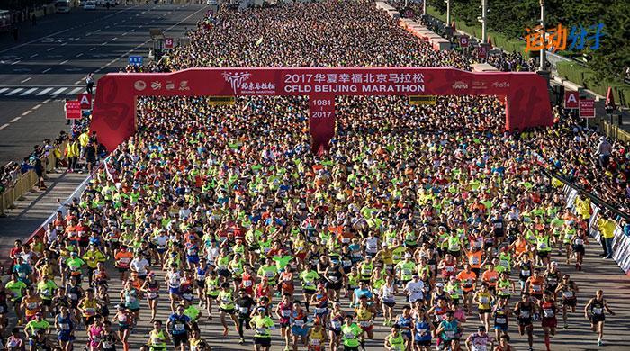 2017年,跑圈有哪些值得回顾的事件?| 运动分子