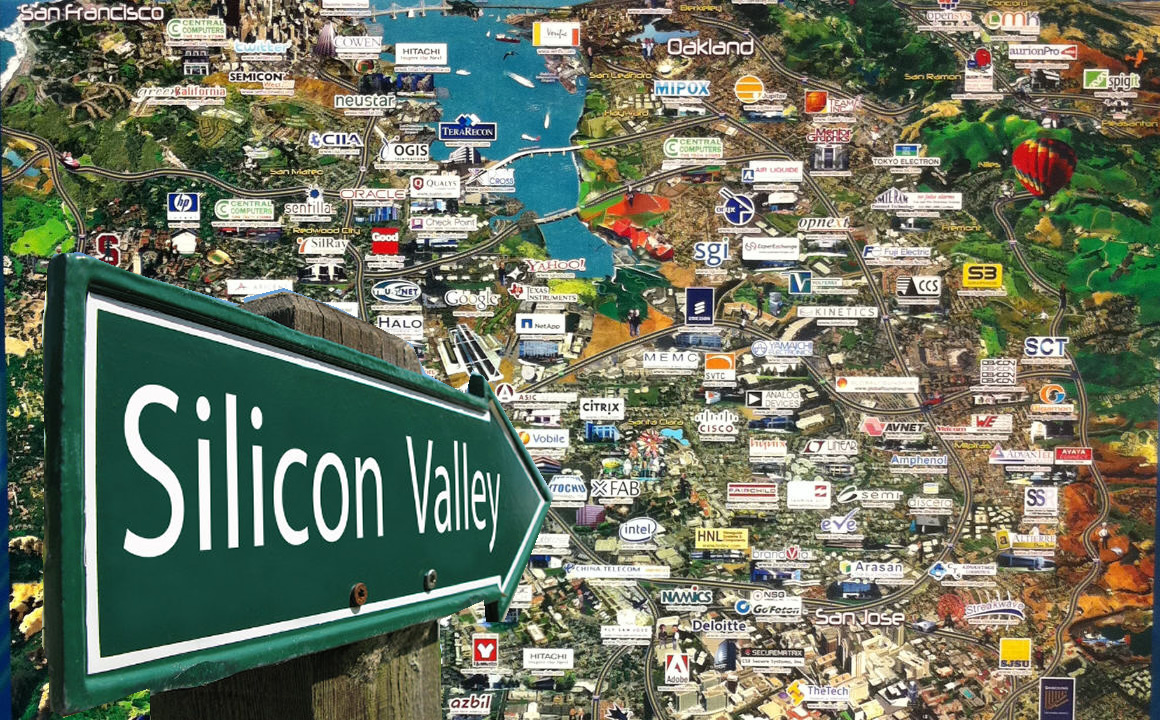 来自硅谷的互联网企业是一个好的选择么?