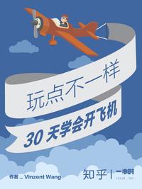 玩点不一样:30 天学会开飞机