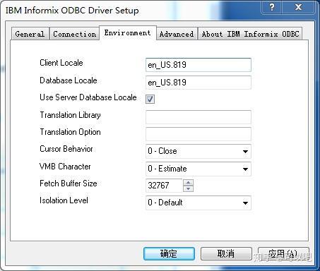 Python 用odbc连接Informix数据库64位- 知乎