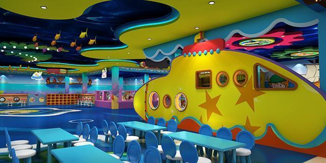 在二三线城市的商场开儿童乐园需要多少钱? 在二三线城市的商场开儿童乐园需要多少钱? 加盟资讯 游乐设备第3张
