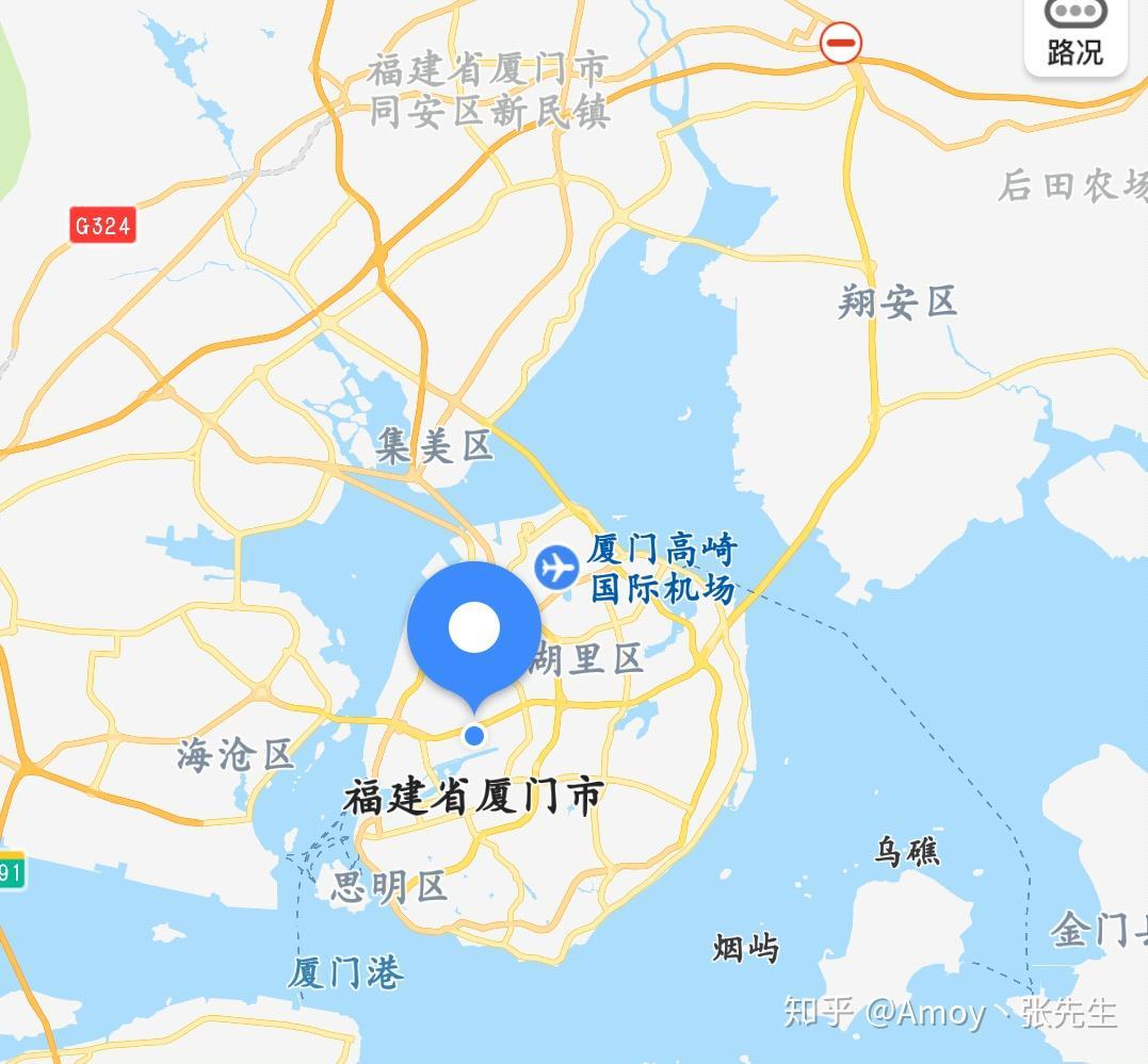 厦门岛内人口密度_厦门岛内人口密度高于香港新加坡 湖里常住人口最多