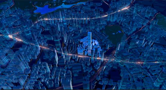 你要静静进修3D城市,然后冷艳一切人(1)