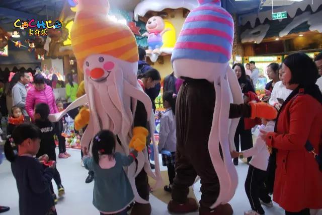 运城儿童乐园大概投资多少钱 加盟资讯 游乐设备第1张