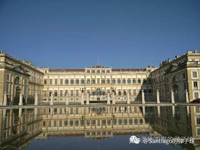 蒙扎的皇家別墅