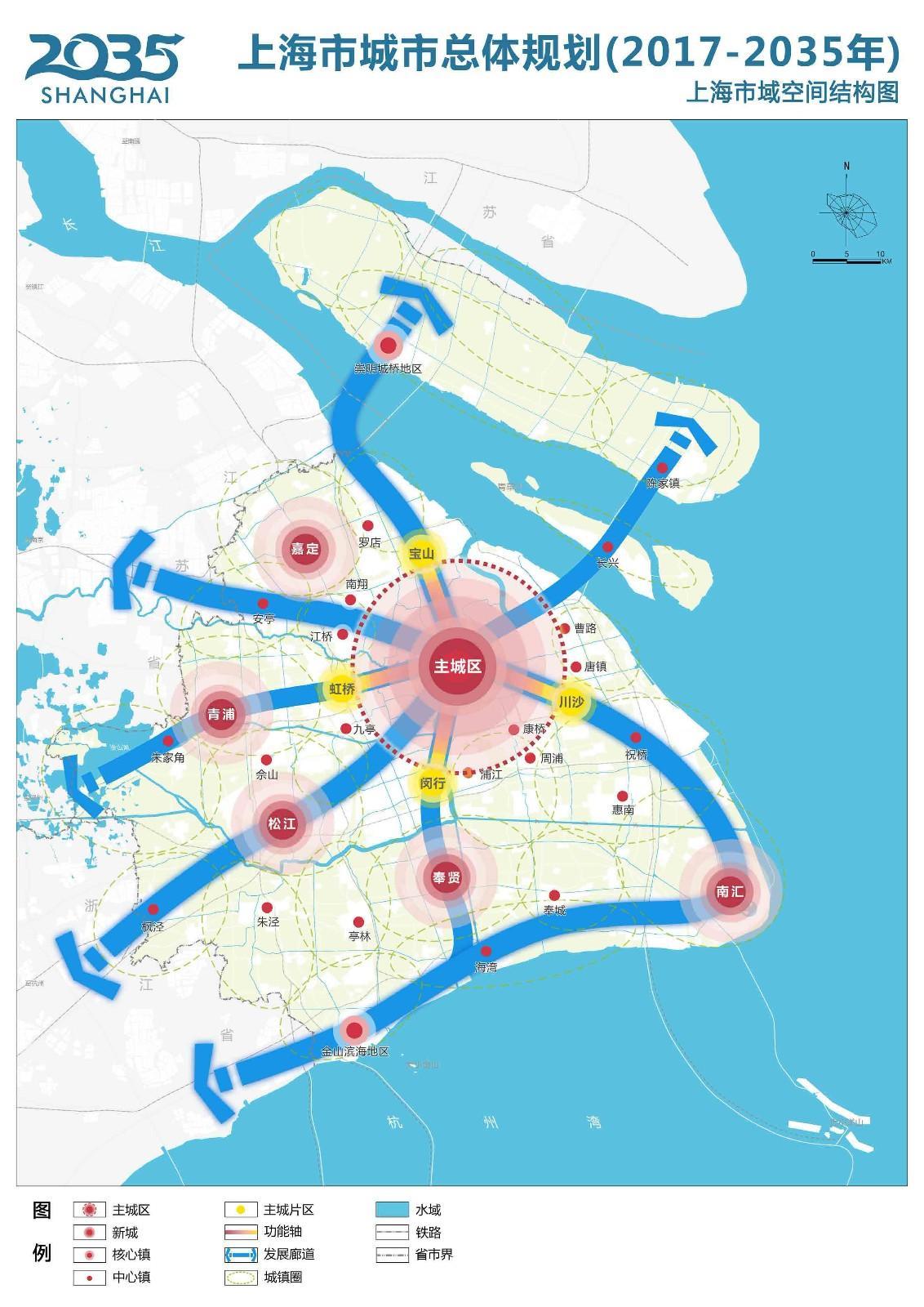 上海市浦东区_上海市城市总体规划(2017-2035年) - 知乎