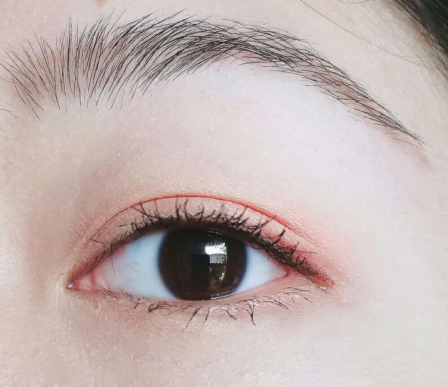 多层眼皮眼线_双眼皮比较窄而且眼睛突怎样化眼妆? - 知乎