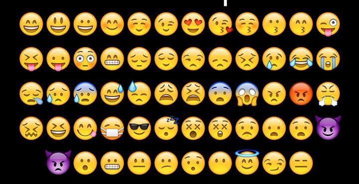 当我们老了的时候散文_当我们发一个emoji,我们到底在发什么?|英语言国家emoji调查 ...