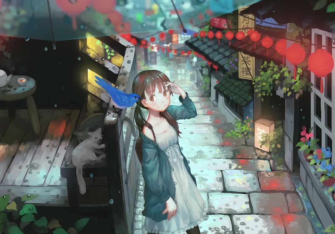 【写在第二季之前】男子汉的漫画——羽海野千花与《三月的狮子》