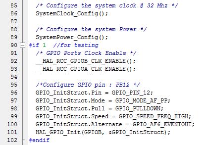 STM32L低功耗模式下唤醒- 知乎