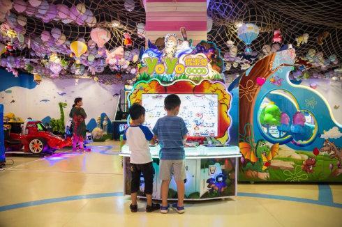 儿童乐园最受欢迎娱乐设备有哪些? 加盟资讯 游乐设备第5张