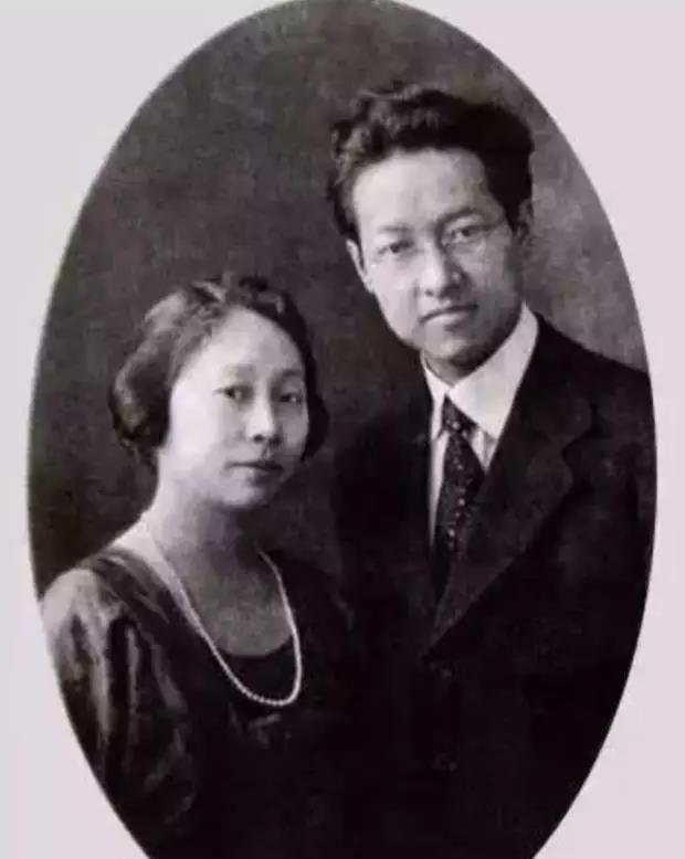 赵元任与杨步伟:80岁自驾游欧洲老夫妻!金婚纪念日仍对诗秀恩爱