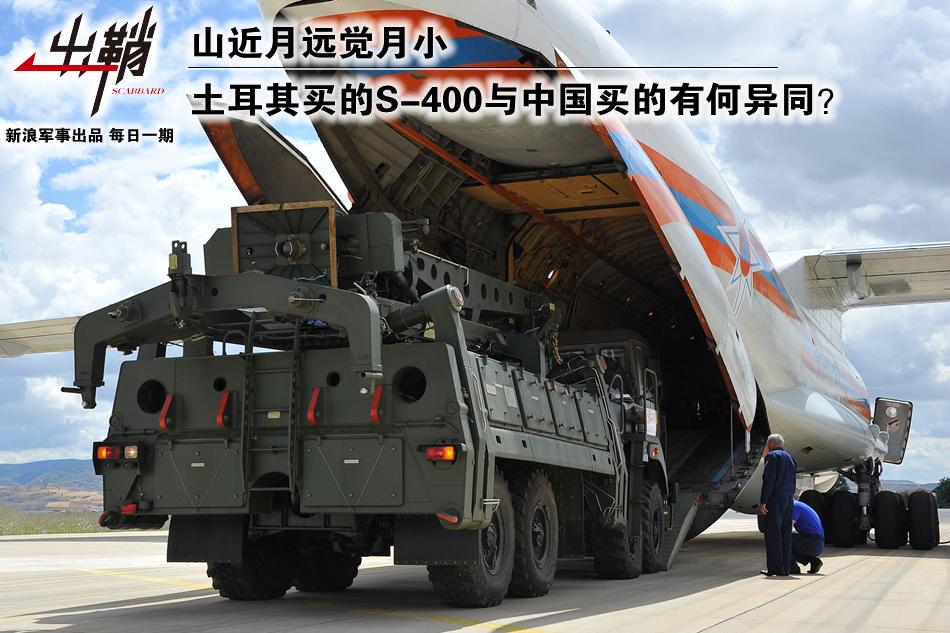 土耳其买的S-400与中国买的有何异同?