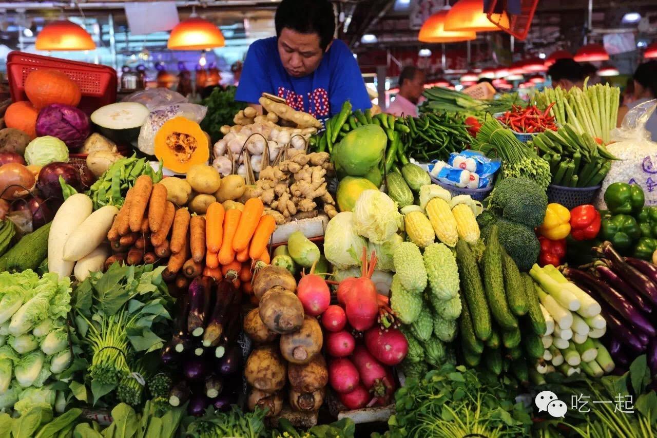 鹅蛋_在深圳逛菜市场才是件时髦的事 - 知乎