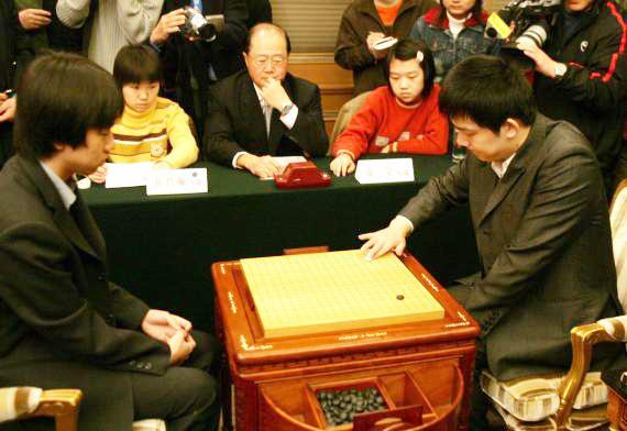 2005年应氏杯决赛第三局!常昊放下了什么(上)