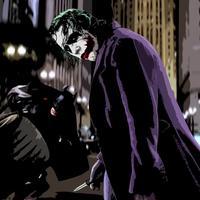 小丑的哥谭市