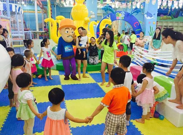 新手开一家150平米的儿童游乐园如何快速赚钱? 加盟资讯 游乐设备第3张