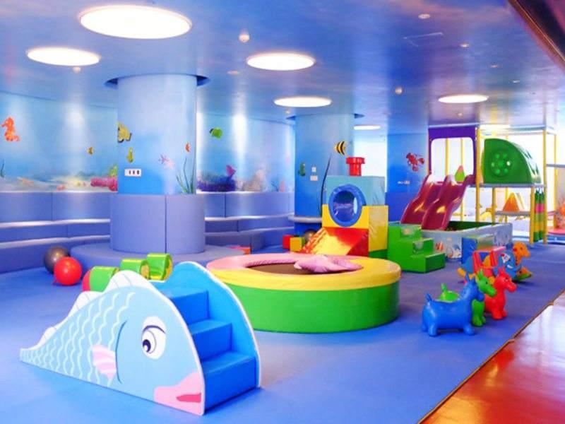 适合3到6岁孩子的儿童乐园游乐设备有哪些? 适合3到6岁孩子的儿童乐园游乐设备有哪些? 加盟资讯 游乐设备第1张