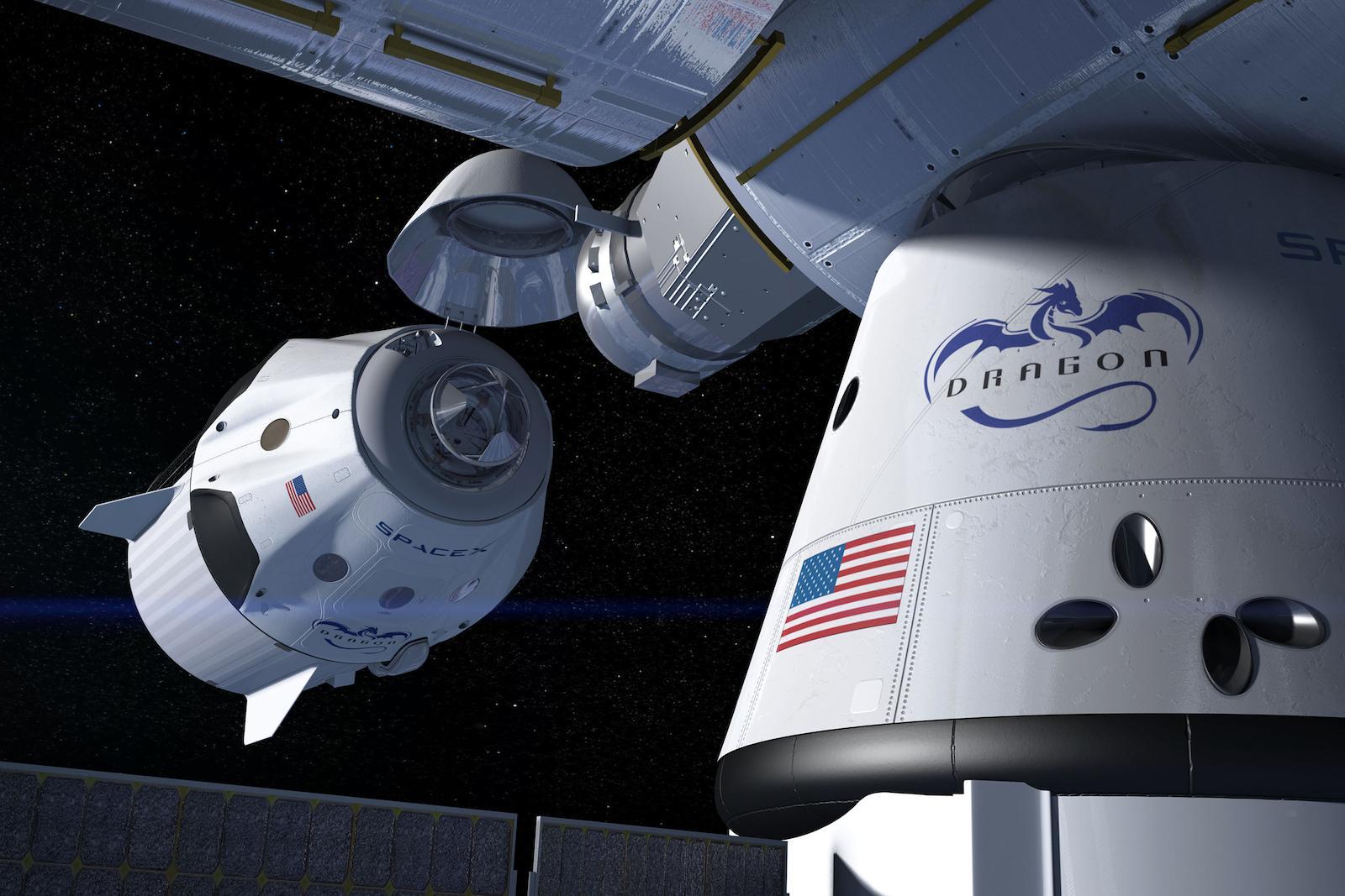 美国载人飞船今年首飞没戏了,去国际空间站票价坐地涨到8100万$