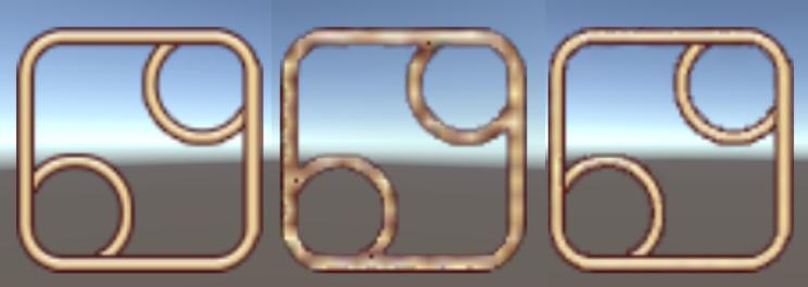 IOS下拆分Unity图集的透明通道(不用TP)