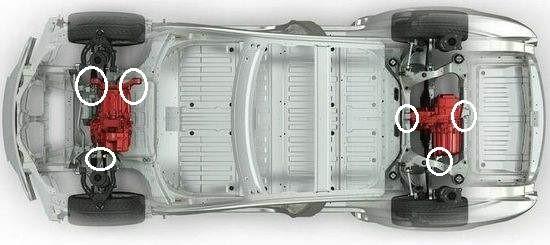 关于电动汽车悬置系统的几点探讨(下)