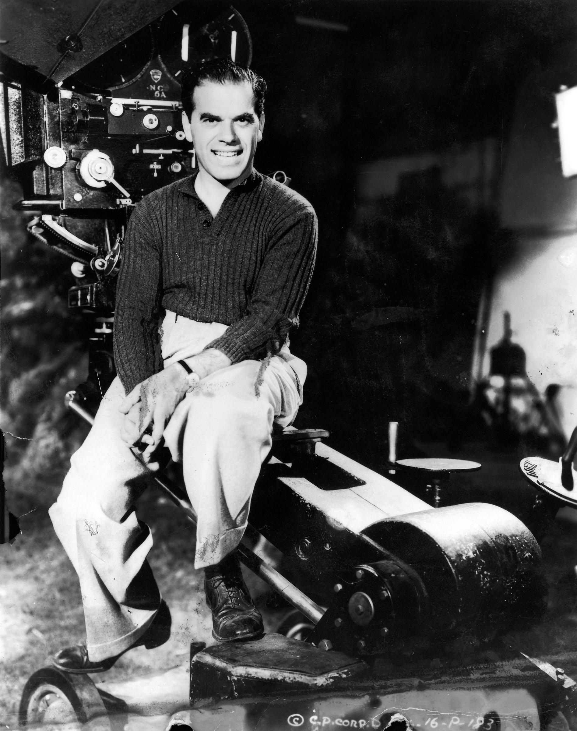 他拍出过最温暖的一部电影 ——电影大师弗兰克·卡普拉