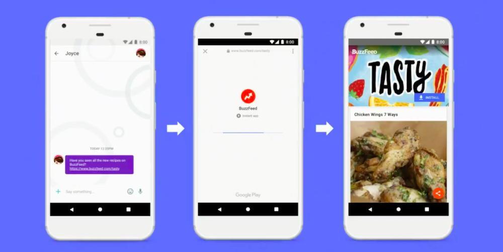 即刻搜索引擎下载_Google 版小程序 Instant Apps,到底怎么样? - 知乎