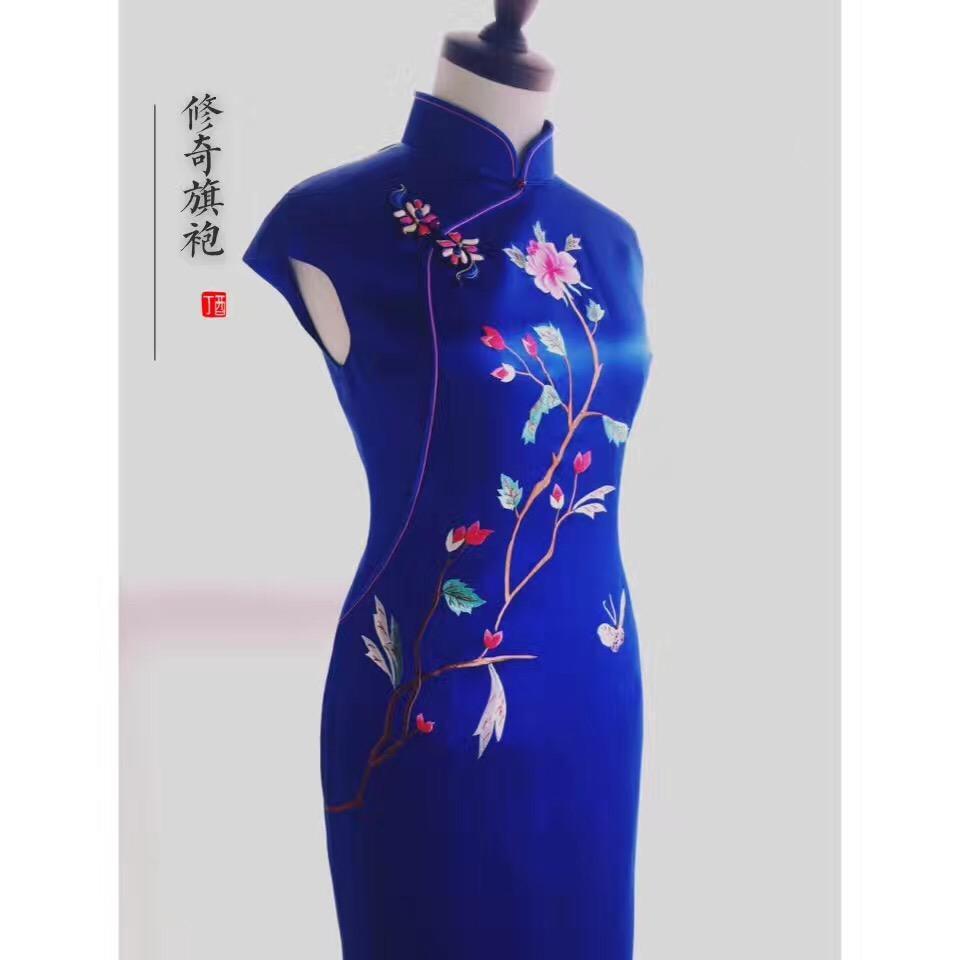 苏州哪里定做旗袍好_比较好实体的旗袍定制店哪里有?-知乎