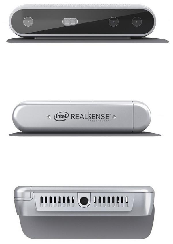 英特尔实感RGBD摄像机d435 安装及固件升级- 知乎
