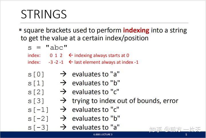 MIT-Python笔记-03-String Manipulation and Bisection - 知乎