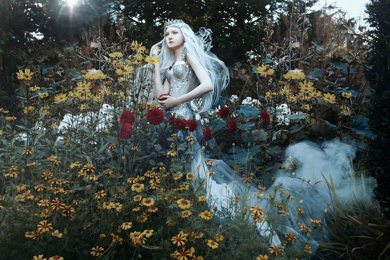 【S284】奇幻电影色调人像后期调色动作插件(支持中文PS)Fine Art Actions The Enchanted Collection-Bella Kotak