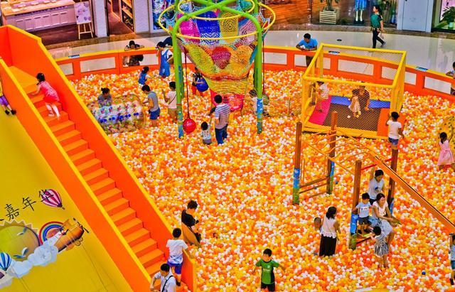 兰州儿童乐园供应商 加盟资讯 游乐设备第1张