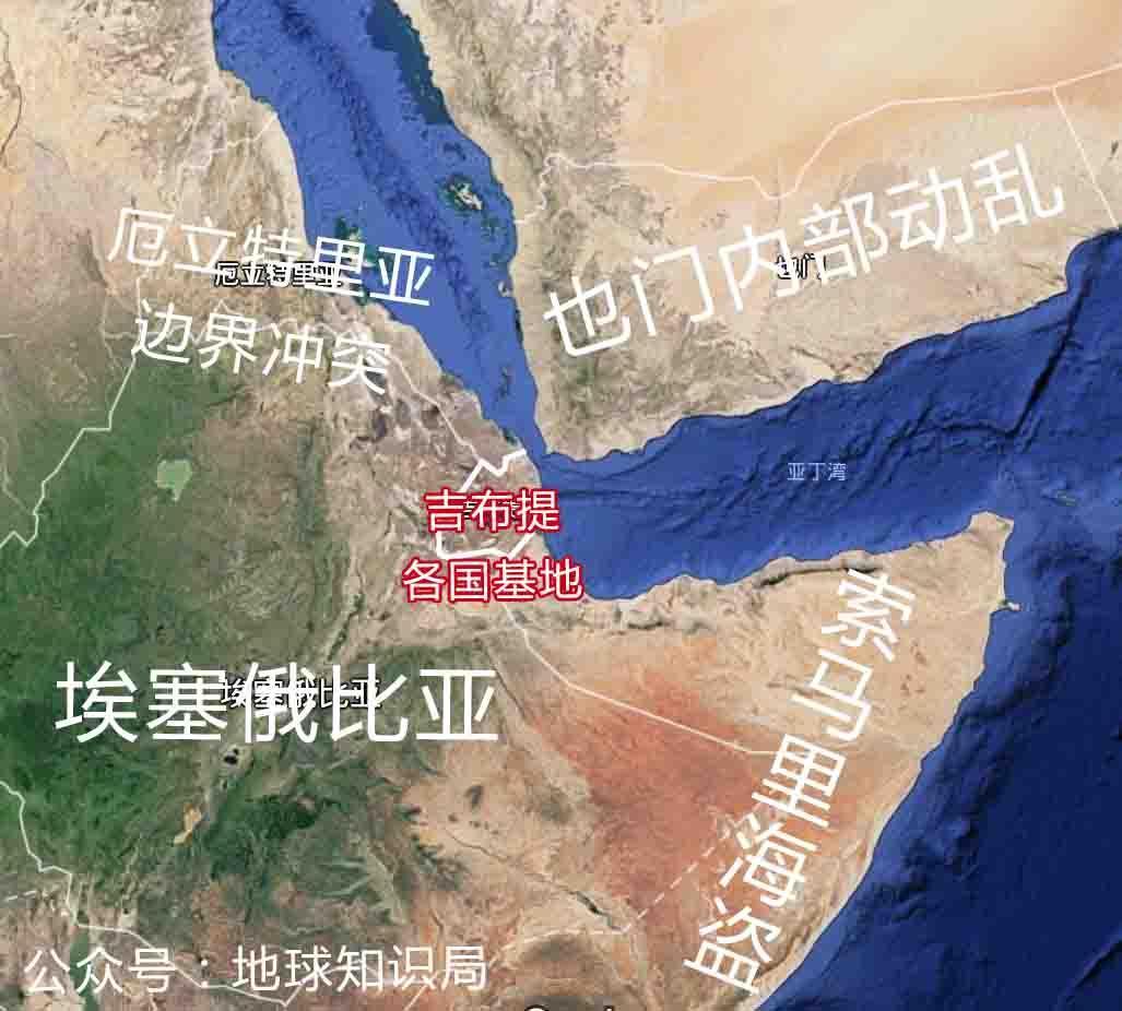 海峡运河_中国首个海外军事基地为何建在吉布提?地球知识局 - 知乎